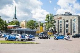 Kus söövad ja magavad 250 politseinikku, kes tulevad Tallinna seoses eesistumisega?