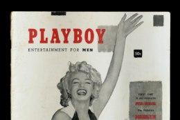 Hugh Hefner maetakse Playboy esimese kaanetüdruku Marilyn Monroe kõrvale