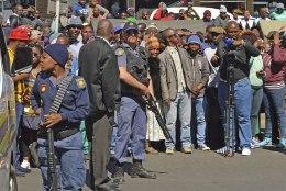 Lõuna-Aafrikas märatsevad inimsööjad