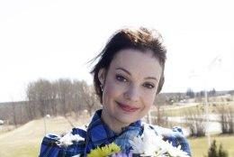 HÄSTI HOITUD SALADUS: Marika Korolev sai kolmandat korda emaks