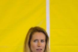 Kaja Kallas: kui Reinsalu vähegi oma viga mõistab, astub ta ministrikohalt tagasi
