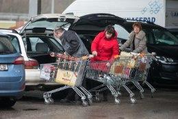Piirialkoholist saadud aktsiis tõi Lätile ligi 8 miljonit eurot kasumit