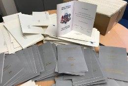 FOTO | Yana Toom saatis europarlamendi liikmetele hallid passid, Eesti saadikud jäid ilma