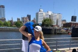 PALJU ÕNNE! 18aastane Greta Jaanson võitis noorte olümpialt pronksi