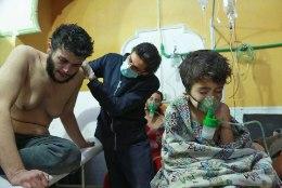 BBC: alates 2013. aastast on Süürias toime pandud vähemalt 106 keemiarünnakut