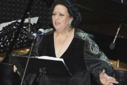 Hullutav hääl ja diivalikud kapriisid - Montserrat Caballé oli ehtne primadonna