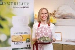 TERVISE NIMEL: toidublogija Silja Luide soovitab talvel rasvast kala ja täispiima