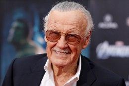 Stan Lee töötas enne surma tütrega uue superkangelase kallal