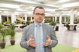 Töövaidluskomisjon tühistas TÜ raamatukogu direktori Martin Halliku vallandamise, ülikool kaebab otsuse edasi