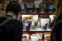 GALERII | Taimetoidumess paneb külastajad näidiste pärast rebima