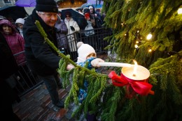 Планы на выходные: концерт и зажжение первой свечи адвента на Ратушной площади