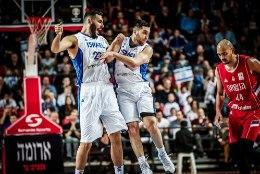 Iisraeli võit jättis Eesti koondisele teoreetilise võimaluse MMile pääseda