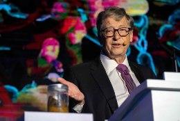 VÕEH! Bill Gates näitas Pekingis rahvale s***a purgis