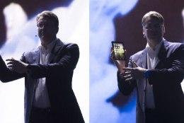 KLAPITELEFONI UUS TASE: Samsung näitas kokkuvolditavat nutiseadet