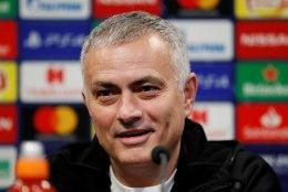 Mourinho agent: ta on Manchesteris õnnelik. Mourinho: mina pole seda küll väitnud
