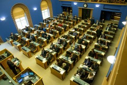 Riigikogu kiitis heaks paindliku pensioni loomise