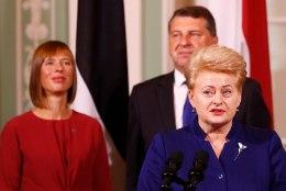 Leedu 100 pidustustele saabub 11 delegatsiooni ja 9 presidenti, Eesti külalisi ei kutsu