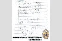 Floridas vahistati 11aastane tüdruk, kes oli ähvardanud relva kooli tuua