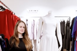 ÕL VIDEO | Disainer Mariliis Soobard: disaineri jaoks on suur kompliment, kui inimene vastuvõtukleidi just temalt tellib