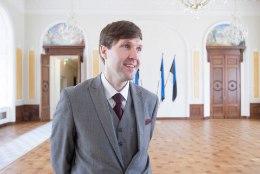 Martin Helme: eesmärk on kaitsta hümni teotamise eest