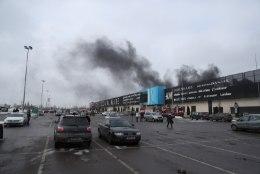 PÄÄSTEAMETI VIDEO | Vaata, kuidas kustutati Rocca al Mare kaubanduskeskuse tulekahju