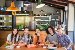 Kuus nõksu, kuidas restoranis tervislikult toituda