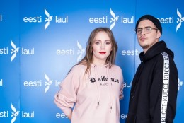 """Eesti laulul"" on Metsakutsuga laval ansambli I Wear Experiment* solist"