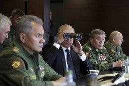 Eesti välisluure: Vene oht püsib, kuid otsese ründe oht on väike