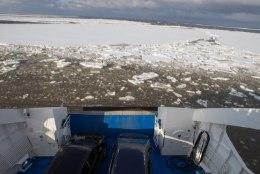 PRAAMIKRIIS: Hiiumaa laevaliiklus vajab paremat ilma ja lähiajal ei taastu