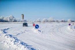 Ka Vormsi sai selle aasta esimese jäätee