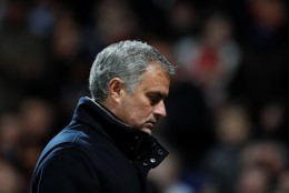 Maatasa tehtud Jose Mourinho: tore näha, et kõik Unitedi mängijad on kurvad