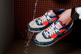 Milline innovaatiline vahend kaitseb jalatseid ja kangaid, et nad püsiksid uuena?