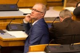 Hanso solidaarsusest brittidega: Venemaa suhtes tuleb jõulisi vastusamme astuda