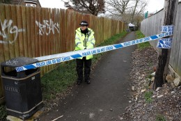Politsei: Skripalid puutusid närvimürgiga kokku koduuksel