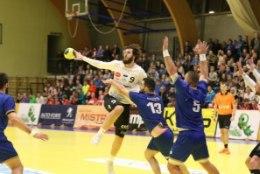 Eesti käsipallikoondis sai teada EM-valikgrupi vastased