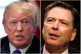 FBI eksdirektori raamat: Trump on nagu maffiaboss, tema töö nagu metsatulekahju