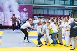 Medalisadu! Eesti judokad võitsid rahvusvahelisel turniiril 21 kulda