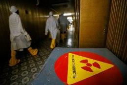Tšornobõli tuumakatastroofi likvideerijatele maksti esmakordselt toetust