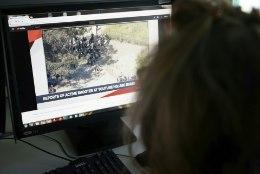 FOTOD ja VIDEO   Youtube'i peakorteris avas tule naisterahvas