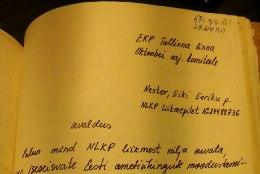 Kommunistliku partei arhiiv aitab Eiki Nestori mälu värskendada