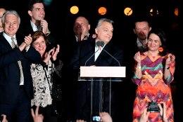Ungari parlamendivalimised võitis migratsioonivastase Viktor Orbani erakond
