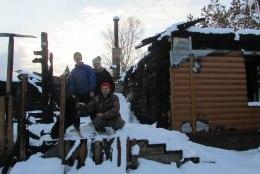 Siberis eesti keelt õpetava eestlanna kodu hävis tules