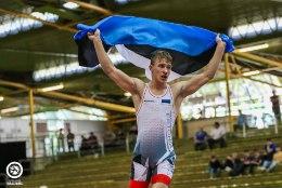 TUBLI! Eesti maadleja võitis EMil hõbemedali