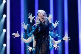 GALERII   Vaata, mis toimus Eurovisioni teises poolfinaalis