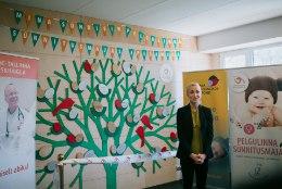 GALERII   Pelgulinna sünnitusmajas avati haigla toetajate tänusein