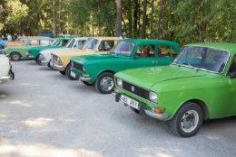 GALERII   Vana raud: Moskvitšid vallutavad Kagu-Eesti