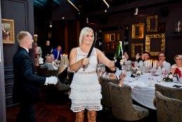 PILDIGALERII | Šampanjapeol läks ohjeldamatuks sabraažiks