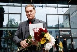 FOTOD | Mart Sander sai magistrikraadi: režissööriks õppimine on mul võtnud 26 aastat