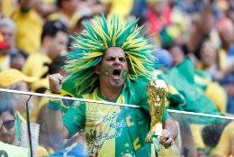 Tosin päeva MMil: Brasiilia fännid nöögivad argentiinlasi, aga istusid isegi nõelte otsas