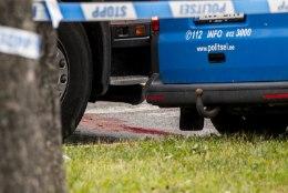 GALERII   Tallinnas sõitis prügiauto naise surnuks